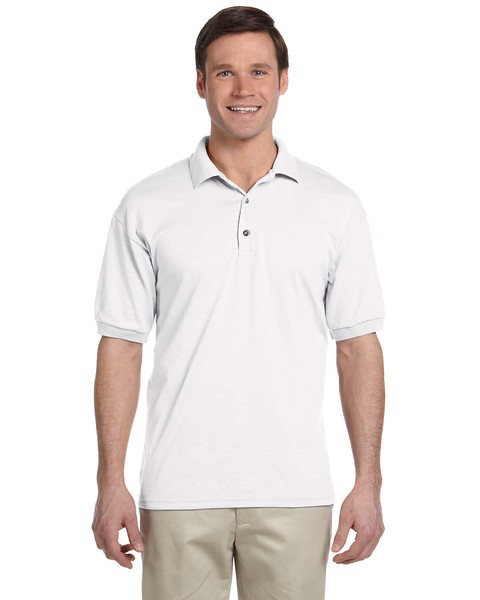 luxury fashion arriving free delivery Adult 6 oz. 50/50 Jersey Polo